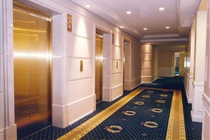Arquiconcept arquitectura y dise o de hoteles for Moqueta pasillo